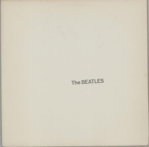 The Beatles The Beatles White Album White Ex Us 2 Lp